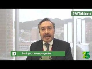 """#AlTablero l  José Luis Cortés explica """"Whatsapp en la oficina, ¿un arma de doble filo?"""""""