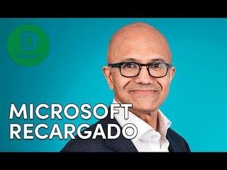 Entrevista exclusiva con Satya Nadella, CEO de Microsoft
