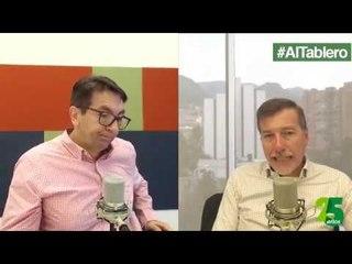 #AlTablero l  Hernando Zuleta explica el problema económico de la penalización de la dosis mínima