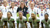 U.S. Soccer says women's team was paid more than men