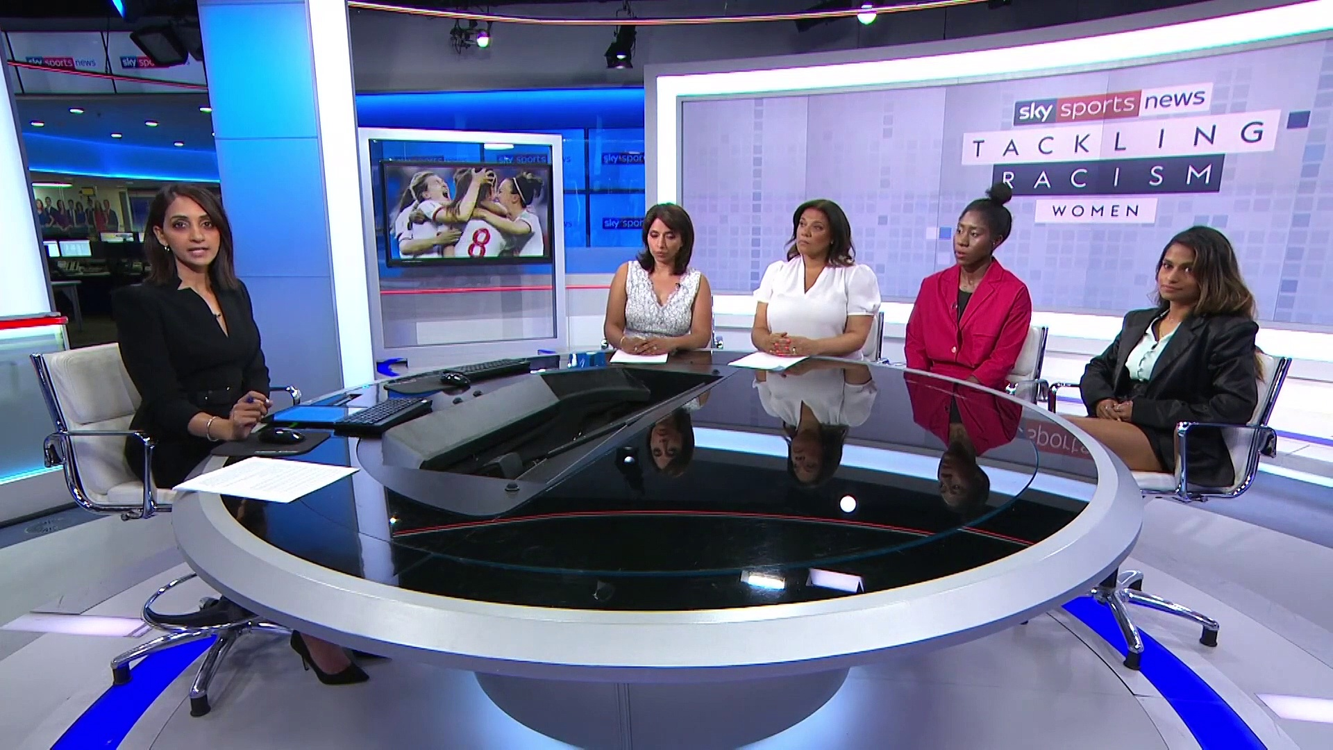 Tackling Racism | Women | Sky Sports News