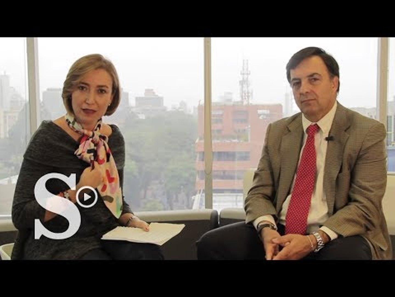 Entrevista a Juan Carlos Galindo, Registrador Nacional del Estado Civil de Colombia