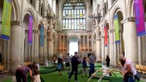 Cathedral Installs Crazy Golf Course to Attract Worshippers