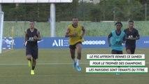 L'idylle entre le PSG et le Trophée des Champions.
