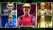 Power Rangers: Beast Morphers - S1 E6 - Hangar Heist - video