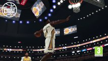 NBA 2K20 - Zion Williamson, el jugador del mañana