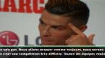 """Juventus - Ronaldo : """"J'espère gagner la Ligue des Champions avec la Juventus"""""""