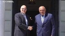 اليونان تقول إن التنقيب التركي بشرق المتوسط يهدد أمن المنطقة ومصر تطالب باحترام القانون الدولي