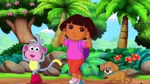 Dora the Explorer S07E07 - Perrito's Big Surprise