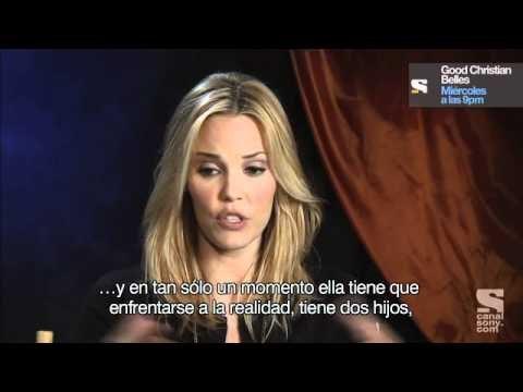 Good Christian Belles - entrevista con Leslie Bibb