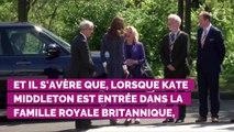 Pourquoi la reine Elizabeth II a autorisé Kate Middleton à bri...