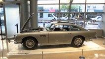 La voiture de James Bond aux enchères