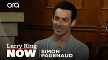 Simon Pagenaud on how he got his start racing in a small town in France