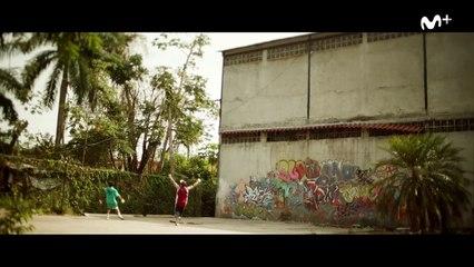 """Tráiler """"En el corredor de la muerte"""", serie basada en el libro Nacho Carretero que está protagonizada por Miguel Ángel Silvestre."""