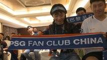 Ligue 1 : Amical - Le fan club chinois du PSG a vibré devant le match contre Sydney
