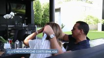 A-Rod Reveals J. Lo Hasn't Driven in 25 Years — as He Gives Her a $146K Porsche for Her Birthday