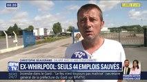 Ex-Whirlpool: seuls 44 salariés vont être gardés par le nouveau repreneur
