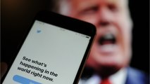 Twitter Suspends An Account Hours After Trump Retweets It