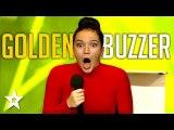 Sensational Dancer Claims GOLDEN BUZZER on Greece's Got Talent - Got Talent Global