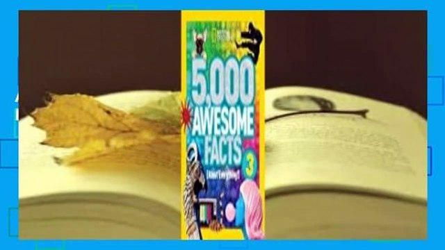 Full E-book  5,000 Awesome Facts 3 (About Everything!)  Review