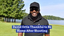 David Ortiz Is Finally Home And Safe