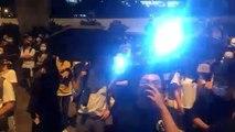 Cientos se reúnen en Hong Kong para apoyar a manifestantes inculpados