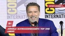 Arnold Schwarzenegger's Famous Movie Quotes