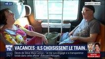 Cette famille a décidé de faire Paris-Venise en 14 heures de train à la place de 2 heures d'avion, pour réduire leur empreinte carbone