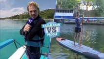 Les matches de l'été: plutôt paddle ou catamaran?