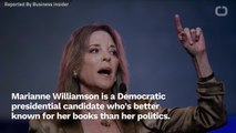 What To Know About Democratic Presidential Candidate Marianne Williamson
