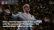 Elton John Celebrates His 29th Year Of Sobriety