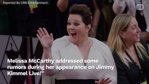 Will Melissa McCarthy Take On The Role Of Ursula In Disney's Live-Action 'Little Mermaid'?