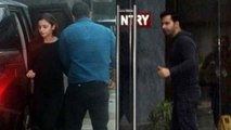 Alia Bhatt and Varun Dhawan visit at Karan Johar; Here's why| FilmiBeat