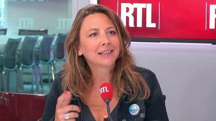 Sandra Regol - RTL mercredi 31 juillet 2019