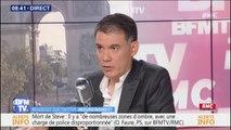 """Olivier Faure juge les dégradations de permanences LaRem """"intolérables et insupportables"""""""