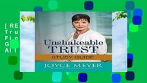 [READ] Unshakeable Trust Study Guide: Find the Joy of Trusting God at All Times, in All Things