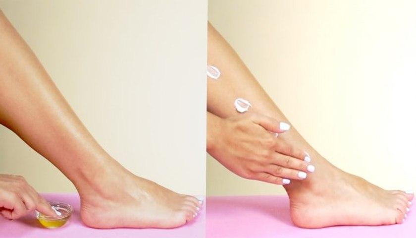 5 حيل بسيطة للحصول على ساقين  ناعمتين وخاليتين من الشوائب