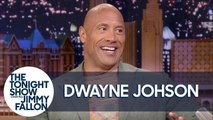 Dwayne Johnson Eats Cheat Meals Late at Night and Alone Like a Troll