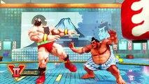 Street Fighter V : Arcade Edition - Bande-annonce E. Honda