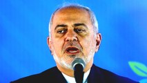US imposes sanctions on Iranian Foreign Minister Zarif