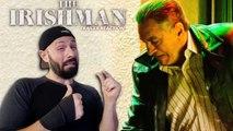 THE IRISHMAN - OFFICIAL TRAILER - REACTION - REVIEW - BLURAY DAN