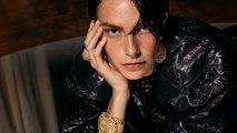 مجوهرات Le Paris Russe De Chanel في جلسة تصوير خاصة