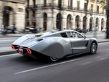 L'Hispano Suiza Carmen dans les rues de Barcelone