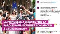 Mariage de Louis Ducruet et Marie Chevallier : le discours vib...