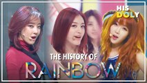 RAINBOW Special ★Since 'Gossip Girl' to 'Whoo'★ (45m Stage Compilation)