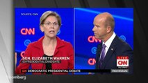 Democratic Presidential Debate in Detroit Night One Highlights
