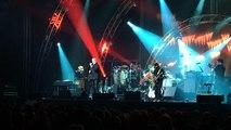 Bernard Lavilliers sur la scène Tamaris à Jazz en baie