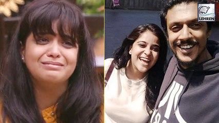 Bigg Boss Marathi 2: नचिकेतला बघून नेहा शितोळेला अश्रू अनावर