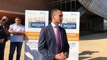 Di Maio da Roma per la giornata di formazione di Anpal con i Navigator (31 07 19)