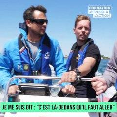 Mon histoire de formation | Gilles, infirmier, devenu mécanicien nautique